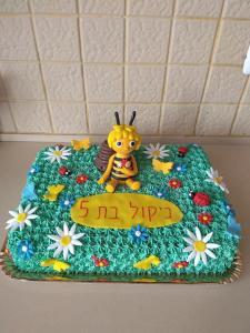 Еще один детский тортик, который заказали у меня на этой неделе. Хотите сделать своему ребенку вкусный и красивый подарок, с любимым персонажем из мультфильмов, обращайтесь 0523120925 Наталья.