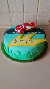 Детский тортик для Йонатана на день рождения. Поздравляю Йонатана с Днём Рождения!! Желаю счастья и удачи, пусть радует родителей!! Хотите заказать своему ребёнку сладкий и вкусный тортик на день рождения, обращайтесь 0523120925 Наталья или пишите на вотсап.