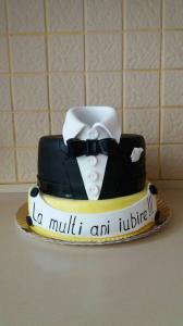 Мой новый тортик, в таком интересном оформлении на заказ. Если вы хотите, украсить свой праздник оригинальным и вкусным тортом, обращайтесь 0523120925 Наталья.