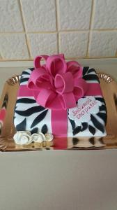 Торт, который у меня заказала клиентка из Германии, для своей сестры в Израиле. Хотите тоже заказать красивый и вкусный торт для своих родственников и близких, обращайтесь 0523120925 Наталья.