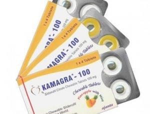 Камагра таблетки - Популярный генерик Виагры