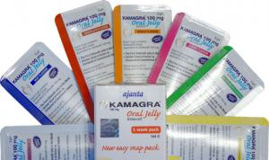 Камагра  -  Kamagra. Новая упаковка с защитой от подделок.