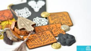 Дизайн сувенирной продукции.