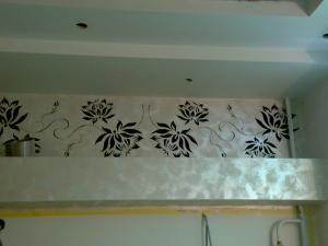 Цветочный орнамент (фрагмент)